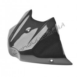 Carbon fiber tank cover for Triumph Speed Triple 2011 Performance Quality