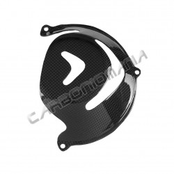 Carbon fiber clutch cover for Ducati Streetfighter Performance Quality