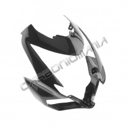 Carbon fiber headlight fairing cover for Ducati Streetfighter Performance Quality