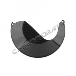 Carbon fiber open clutch cover for Ducati Streetfighter Performance Quality