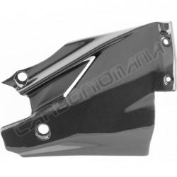 Carbon fiber radiator panels for Ducati Streetfighter Performance Quality