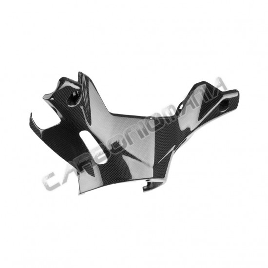 Carbon fiber air intake cover for Yamaha TMAX 530 2012-2016 Performance Quality image