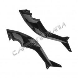 Carbon fiber boomerang side panels for Yamaha TMAX 530 2012-2016 Performance Quality