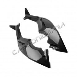 Carbon fiber boomerang side panels for Yamaha TMAX 530 2012-2016 Performance Quality