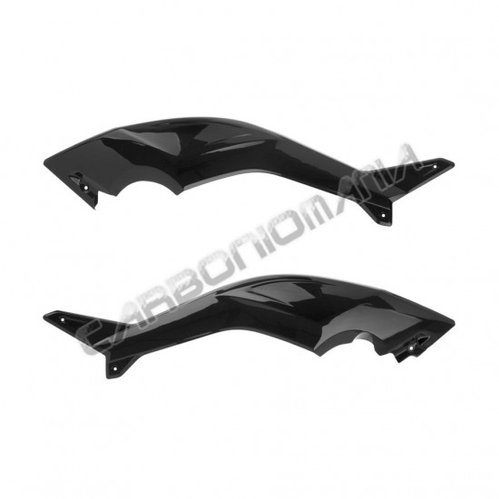 Carbon fiber boomerang side panels for Yamaha TMAX 530 2012-2016 Performance Quality image