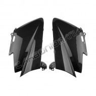 Carbon fiber front shield panels for Yamaha TMAX 530 2012-2016 Performance Quality