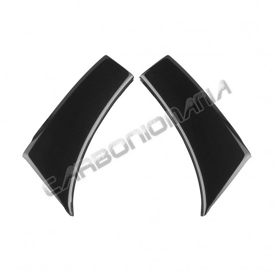 Carbon fiber front side panels for Yamaha TMAX 530 2012-2016 Performance Quality image
