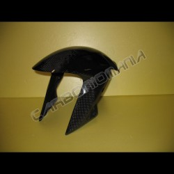 Carbon fiber front fender for Kawasaki Z 1000 2007 2010