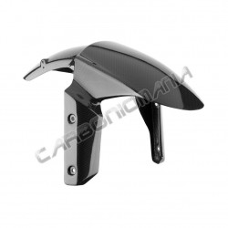 Carbon fiber front fender for Kawasaki Z 800 2013 Performance Quality