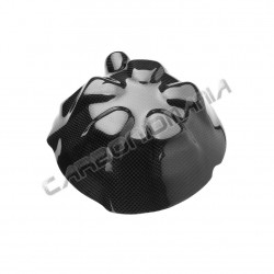Carbon fiber clutch cover for kawasaki Z 750 2007 2012 Performance Quality