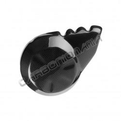 Carbon fiber cover alternator for kawasaki Z 750 2007 2012 Performance Quality