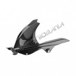 Carbon fiber rear fender for Kawasaki Z 750 R 2011 2012 Performance Quality
