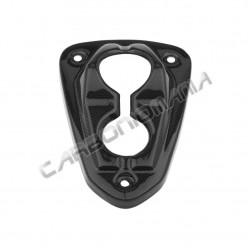 Carbon fiber exhaust cap for Kawasaki Z 800 2013 Performance Quality