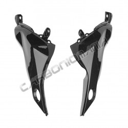 Carbon fiber frame side panels for Kawasaki Z 800 2013 Performance Quality