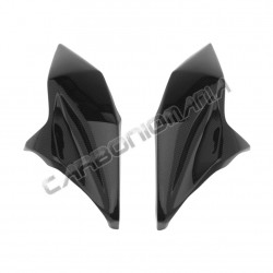 Carbon fiber front Fairing Middle parts for Kawasaki Z 800 2013 Performance Quality