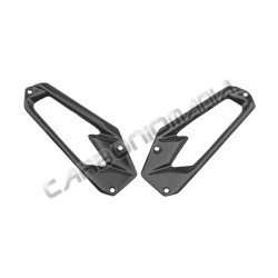 Carbon fiber hell plates for Kawasaki Z 800 2013 Performance Quality