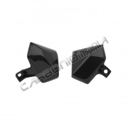 Carbon fiber sprocket cover for Kawasaki Z 800 2013 Performance Quality