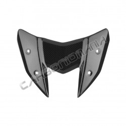 Carbon fiber wind screen for Kawasaki Z 800 2013 Performance Quality