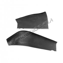 Carbon fiber swingarm cover for Kawasaki ZX 10R 2004 2005