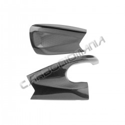 Carbon fiber swingarm cover for Kawasaki ZX 10R 2006 2007