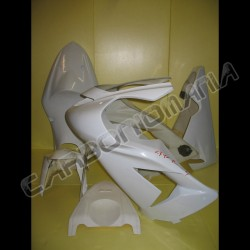 Glass resin racing motorcycle fairing for Kawasaki ZX-10R 2004 2005