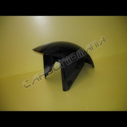 Carbon fiber front fender for Kawasaki ZX-6 R e 636 2003 2004
