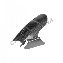 Carbon fiber rear fender for Kawasaki 636 2003 2004