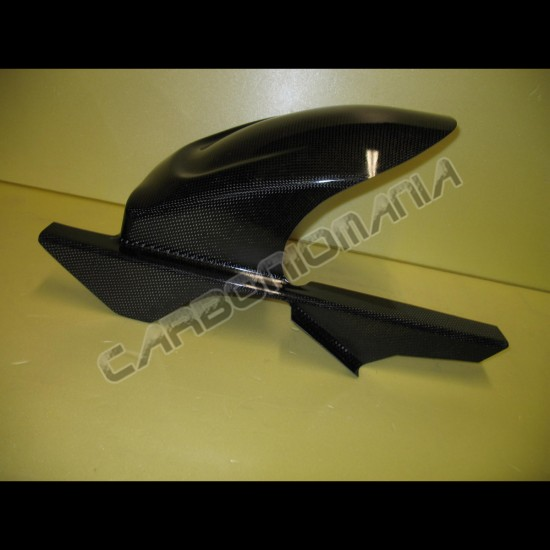 Carbon fiber rear fender for Kawasaki ZX-6 R 2005 2006 image